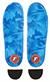 FOOTPRINT KINGFOAM OTHROTIC LOW PROFILE BLUE CAMO INSOLE 13/13.5