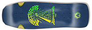 BLACK LABEL EMERGENCY LUCERO OG BARS BLUE  RE-ISSUE DECK 9.25