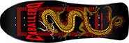 POWELL PERALTA BONES BRIGADE CABALLERO BLACK RE-ISSUE DECK 9.95 X 29.76