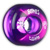 BONES SPF CLEAR PURPLE 54MM (Set of 4)