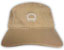 OHCAKE LIGHTWEIGHT EMBROIDERED TAN HAT