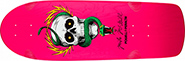 POWELL McGILL SKULL & SNAKE PINK RE-ISSUE DECK 10.00