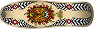 POWELL NICKY GUERRERO NATURAL RE-ISSUE DECK 10.00