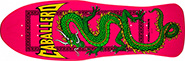 POWELL CABALLERO CHINESE DRAGON PINK RE-ISSUE DECK 10.00