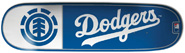 ELEMENT X MLB LOS ANGELES DODGER CLUB DECK 8.25