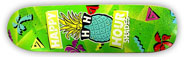 HAPPY HOUR MR. PINEAPPLE STINGER DECK 9 X 32.58