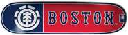 ELEMENT X MLB BOSTON RED SOX CLUB DECK 8.25