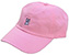 MEOW UNSTRUCTURED PINK HAT