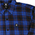 HARD LUCK DEVILLE BLUE FLANNEL L/S M