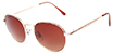 HAPPY HOUR HAWK HOLIDAZE AMBER SHADES SUNGLASSES
