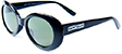 HAPPY HOUR BEACH PARTY BLACK G-15 SHADES SUNGLASSES