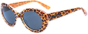 HAPPY HOUR BEACH PARTY CHEETAH SHADES SUNGLASSES