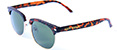 HAPPY HOUR G2 FROSTED TORTOISE/G-15  SHADES SUNGLASSES
