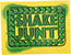 SHAKE JUNT BOX SPRAY LOGO STICKER