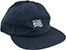 POLITIC FLAG LOGO NAVY UNSTRUCTURED HAT