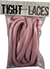 TIGHT LACES OVAL PINK