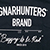 GNARHUNTERS PAINTER BLACK SS L