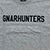 GNARHUNTERS COLLEGE GREY SS XL