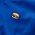HABITAT BOB\\'\\'S BURGER EMBROIDERED BURGER MID BLUE SS M