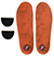 FOOTPRINT KINGFOAM OTHROTIC ORANGE CAMO INSOLE 10/10.5