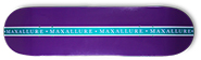 MAXALLURE STARTING LINE PURPLE DECK 8.25