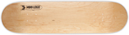 MINI LOGO SMALL BOMB DECK 8.25 X 32.5 NATURAL -SHAPE 170