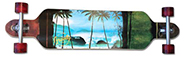 GRAVITY SOUTH PACIFIC CARVE COMPLETE 9.50 X 41