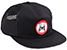 GOOD WORTH & CO PROMISES SNAPBACK HAT BLACK