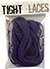 TIGHT LACES FLAT PURPLE