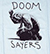 DOOM SAYERS DEATH OF A SALESMAN WHITE SS XL