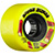 BONES ATF ROUGH RIDERS SHOTGUN YELLOW WHEELS 56MM 80A (Set of 4)