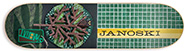 HABITAT JANOSKI EXPOSITION RE-ISSUE DECK 8.25
