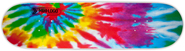 MINI LOGO SMALL BOMB DECK 8.75 X 33 TIE DYE-SHAPE 250