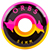 ORBS SPECTERS PINK/YELLOW 54MM 99A (Set of 4)