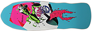 MADRID SHAMAN  40TH ANNIVERSARY RE-ISSUE DECK 9.75 X 30.375