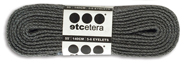 ETCETERA SHOE LACES GREY