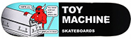 TOY MACHINE TEAM TRACTS DECK 8.37