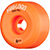 MINI LOGO A CUT ORANGE 55MM 101A (Set of 4)