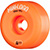 MINI LOGO A CUT ORANGE 56MM 101A (Set of 4)