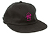 GOOD WORTH & CO ADULTS ONLY STRAPBACK HAT BLACK