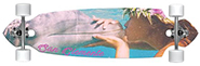 SAN CLEMENTE EVERYTHING DRAINS AGAPE LOVE DROP THROUGH COMPLETE 9.25 X 36
