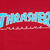 THRASHER OUTLINED CARDINAL RED SS L