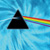HABITAT X PINK FLOYD DARK SIDE OF THE MOON TIE DYE TURQUOISE SS S