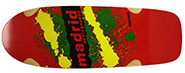 MADRID EXPLOSION RASTA RE-ISSUE DECK 9.75 X 30.00