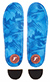 FOOTPRINT KINGFOAM OTHROTIC LOW PROFILE BLUE CAMO INSOLE 10/10.5