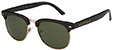 HAPPY HOUR HERMAN G2 MATTE BLACK/G-15 LENS SHADES SUNGLASSES