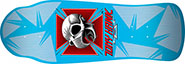 POWELL PERALTA BONES BRIGADE HAWK BLUE RE-ISSUE DECK10.38 X 30.19