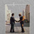 HABITAT X PINK FLOYD WISH YOU WERE HERE GREY SS M