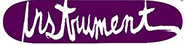 INSTRUMENT TEAM BB LOGO PURPLE DECK 8.60