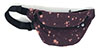 BUMBAG JACKSON BASIC PURPLE WITH ACID SPOTS